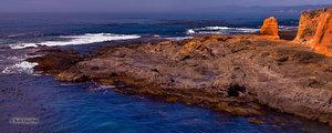 Bruhel Point Bluff Rocks