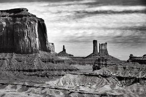 Merrick Butte, Big Indian & Castle Butte