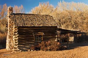 Sheep Herder's Cabin