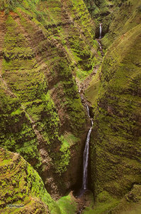 Waipo'o Falls Tiers