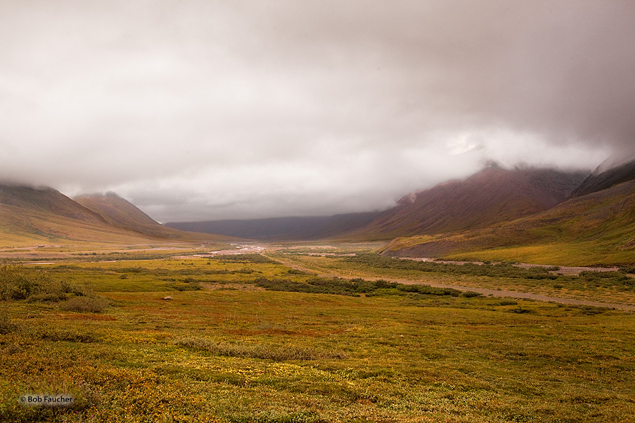 Atigun Pass, Dalton Hiway, Brooks Range, Alaska, photo