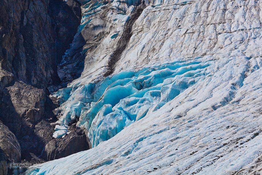 Worthington Glacier,Richardson Hiway,Valdez,Alaska, photo