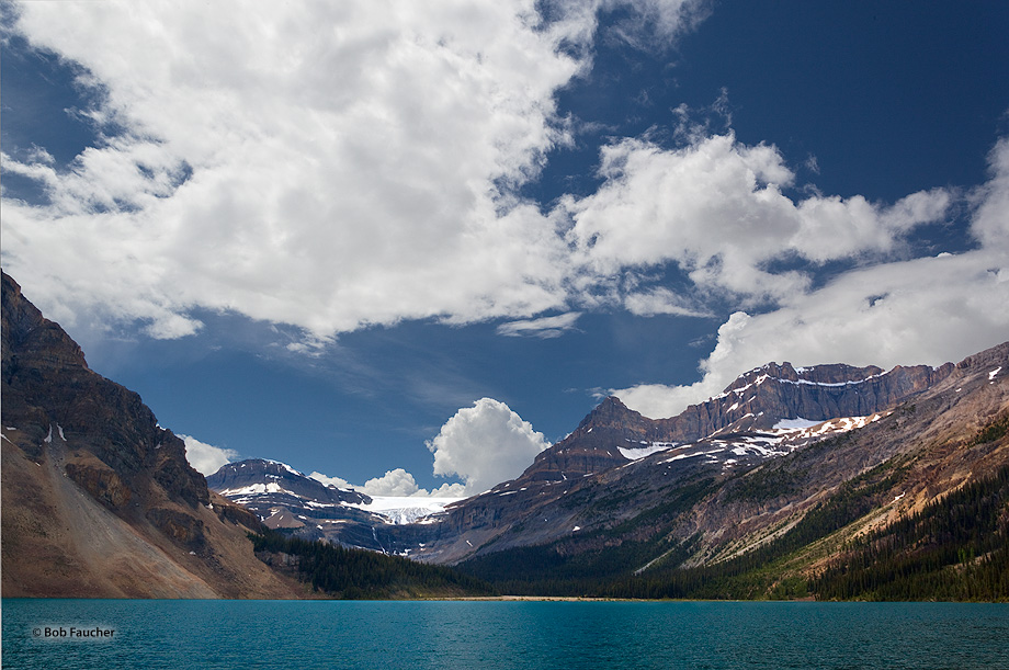 Bow Lake,Glacier,Columbia Icefield,Banff NP,Alberta,Canada, photo