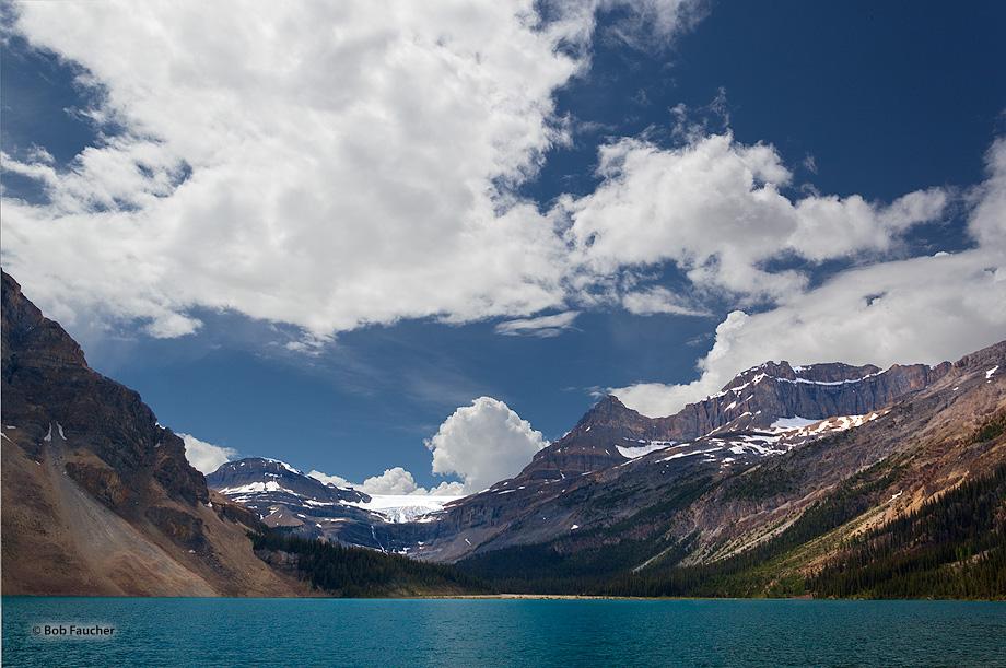 Bow Lake,Glacier,Columbia Icefield,Banff NP,Alberta,Canada, photo