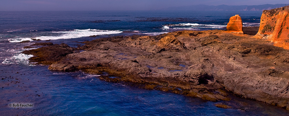 Fort Bragg,coastline,bluffs,Bruhel Point, photo