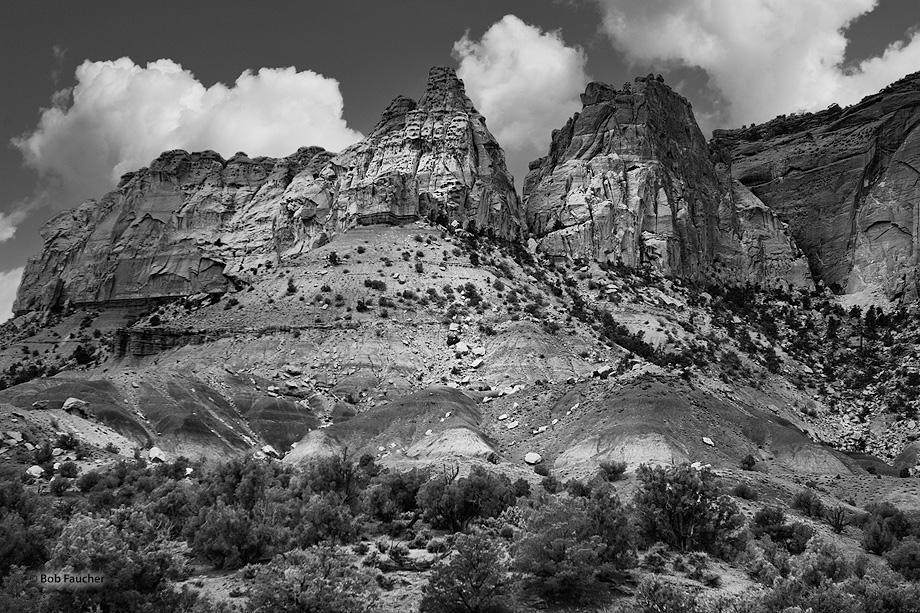 Burr Trail,Utah,Circle Cliffs, photo