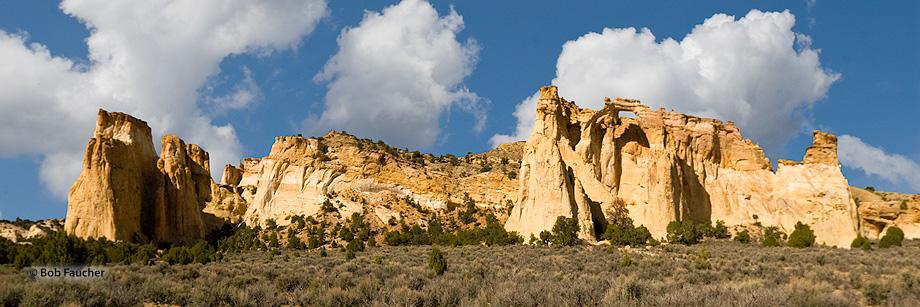 Kodachrome Basin,Utah,Grosvenor Arch, photo