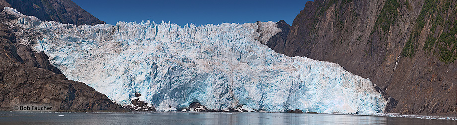 Holgate Glacier,Holgate Arm,Aialik Bay,Kenai Fjords NP,Alaska, photo