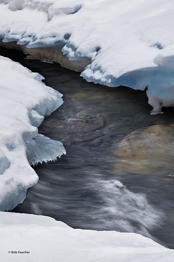 Sun Mountain,Twisp River,ice, photo