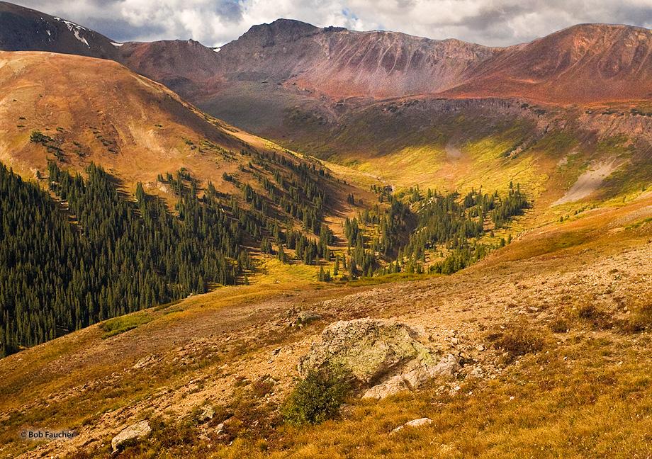 Colorado,Independence Pass, photo