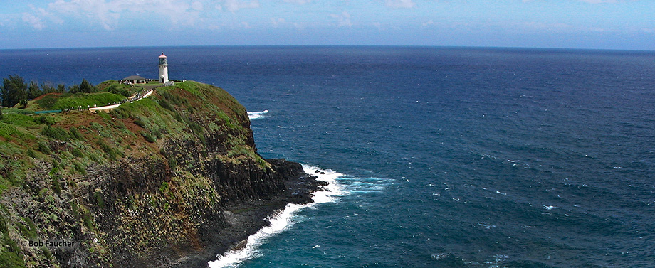 Kilauea lighthouse, photo