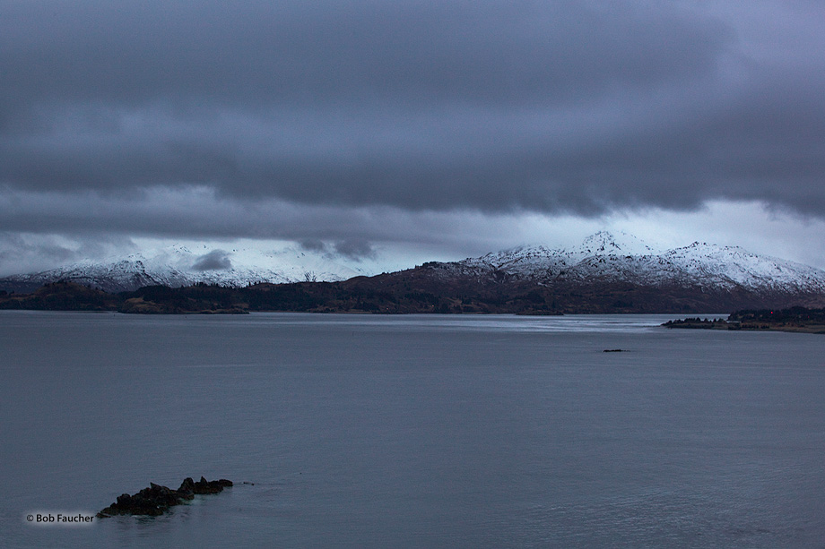 storm,Kodiak,morning,snow,clouds, photo