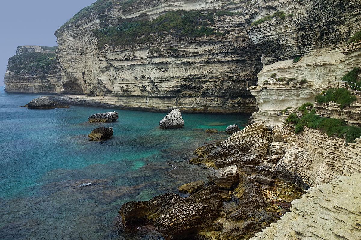 Corsica, Bonafacio