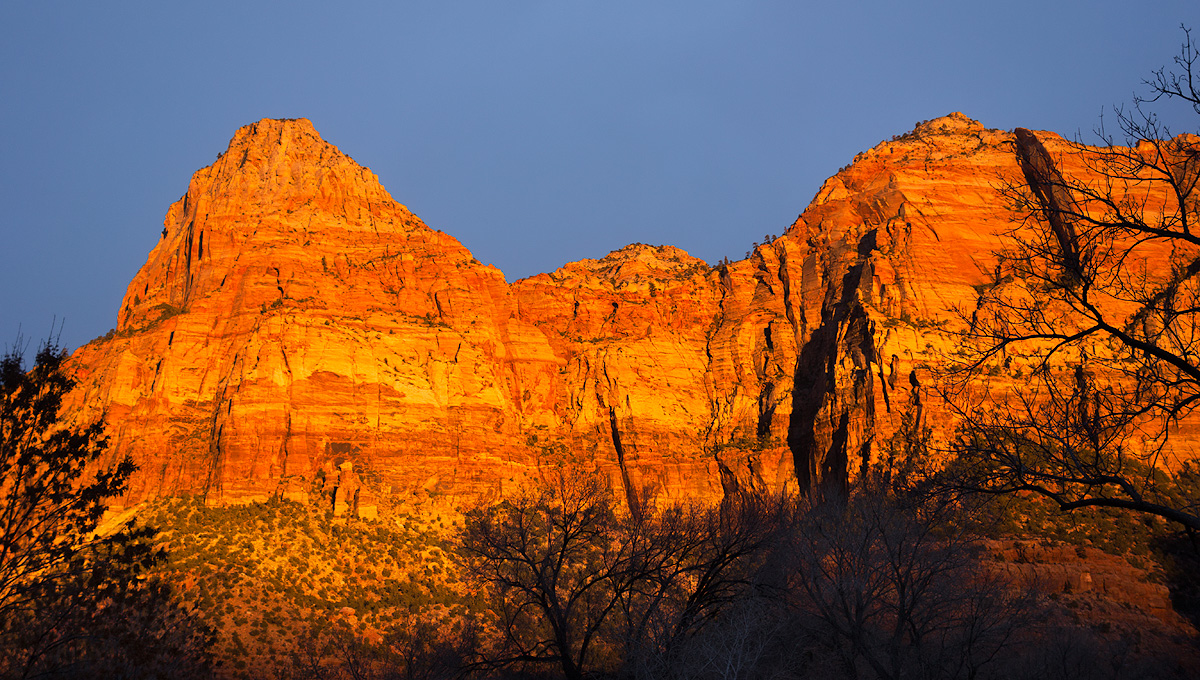 Zion NP, photo