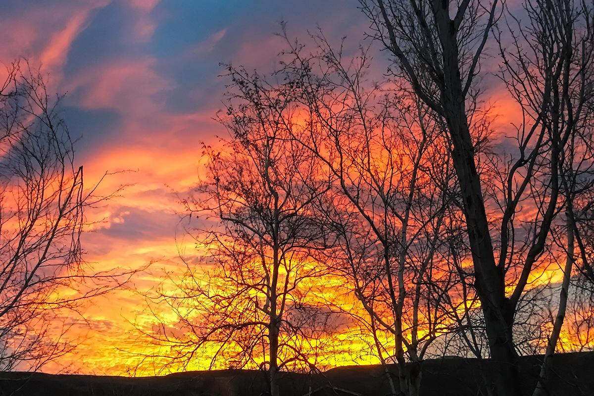 Sunrise, photo