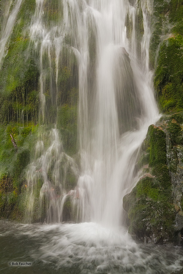 Madison Creek Falls is located within the Olympic National Park near the Elwha River, west of Port Angeles. The falls is about...