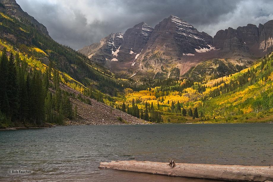 Colorado,Maroon Bells,aspens, photo