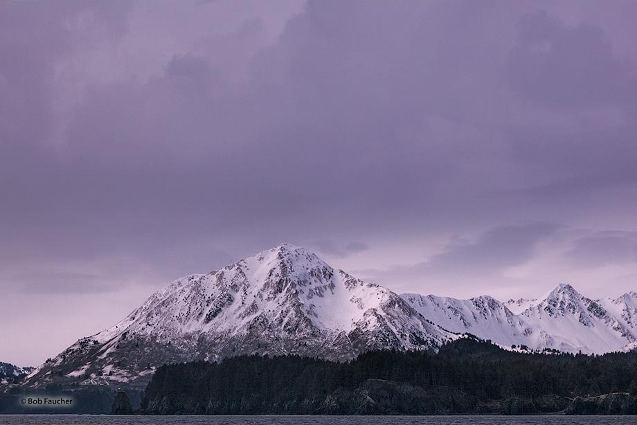 Monashka Mountain,Narrow Strait,sea, photo
