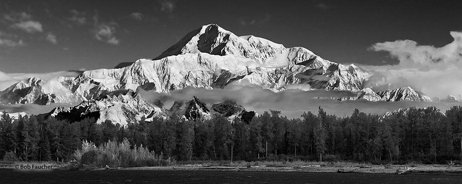 Mt. Denali,Denali NP,Alaska, photo