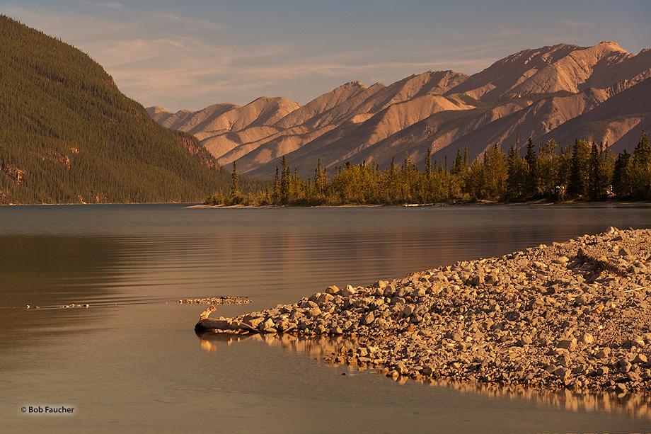 Muncho Lake,Prov Park,B.C.,Canada, photo