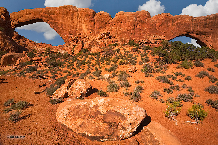 Arches NP,North Window,South Window, photo