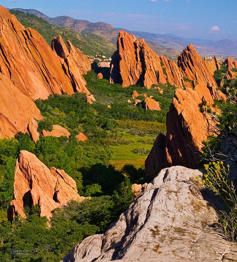 Colorado,Roxborough Park, photo