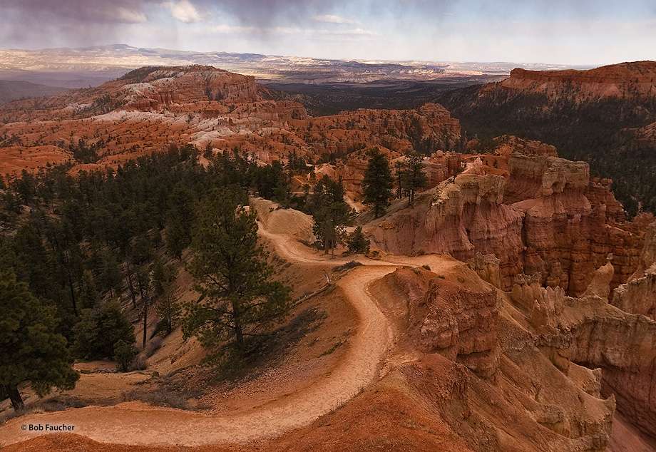 Bryce Canyon,Utah,Sunset Point,sunset,Bryce Amphitheater,Queen's Garden Trail, photo