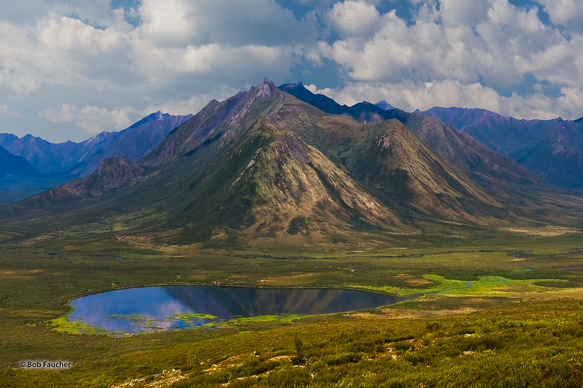 Mt. Boyle,Blackstone Range,Tombstone Terrritorial Park,Yukon,Canada,Dempster Hiway, photo