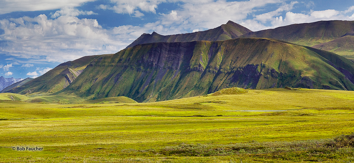 Smith Mountains, Dalton Hiway, Alaska, photo