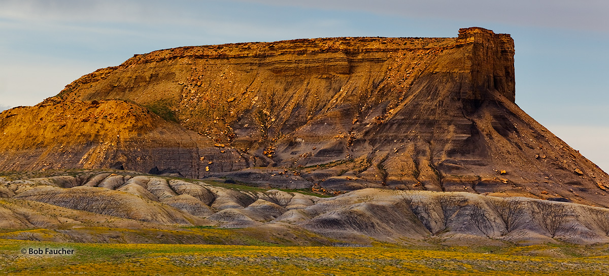 Brigham Plains, Butte, photo