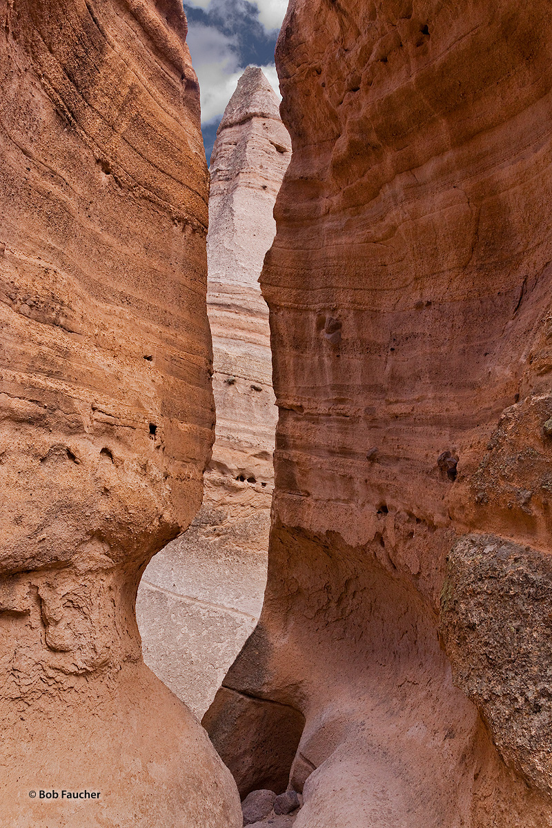 Kasha-Kituwe, Tent Rocks NM, photo