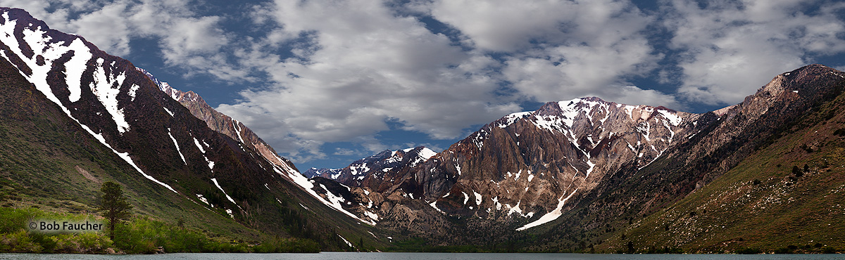 Convict Lake, Laurel Mountain, Mt. Morrison, photo