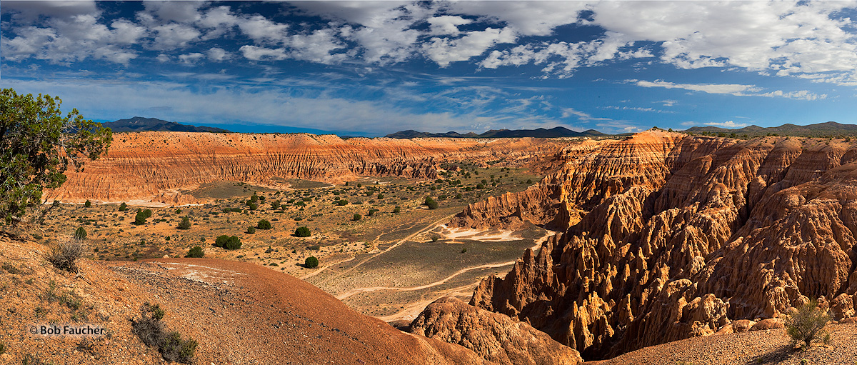 Cathedral Gorge SP, photo