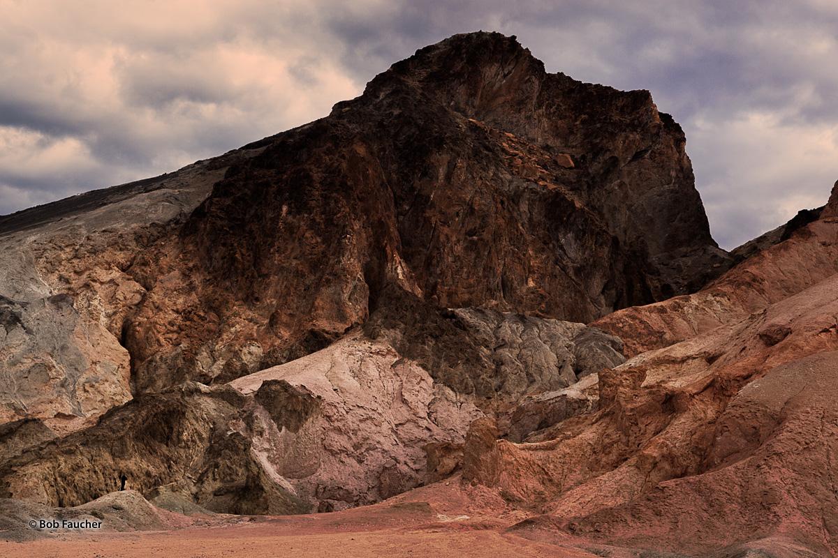 Death Valley, Artist's Pallette Drive, photo