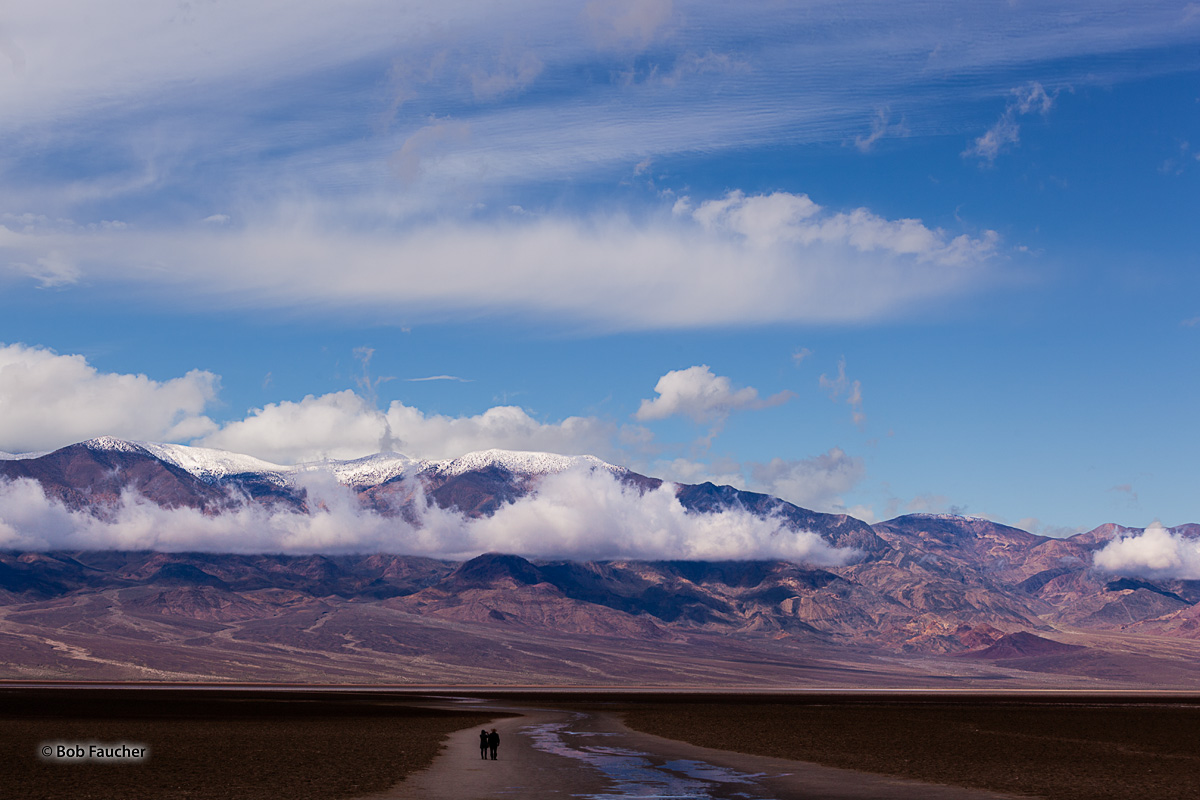 As the lowest point in the United States, Badwater Basin is one of the most famous spots in Death Valley. The basin is a salt...
