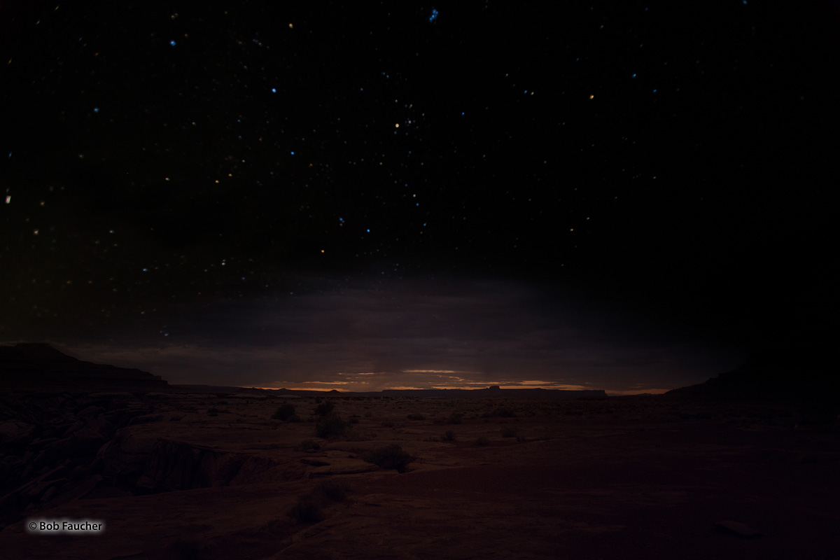 Dawn; Canyonlands NP, photo