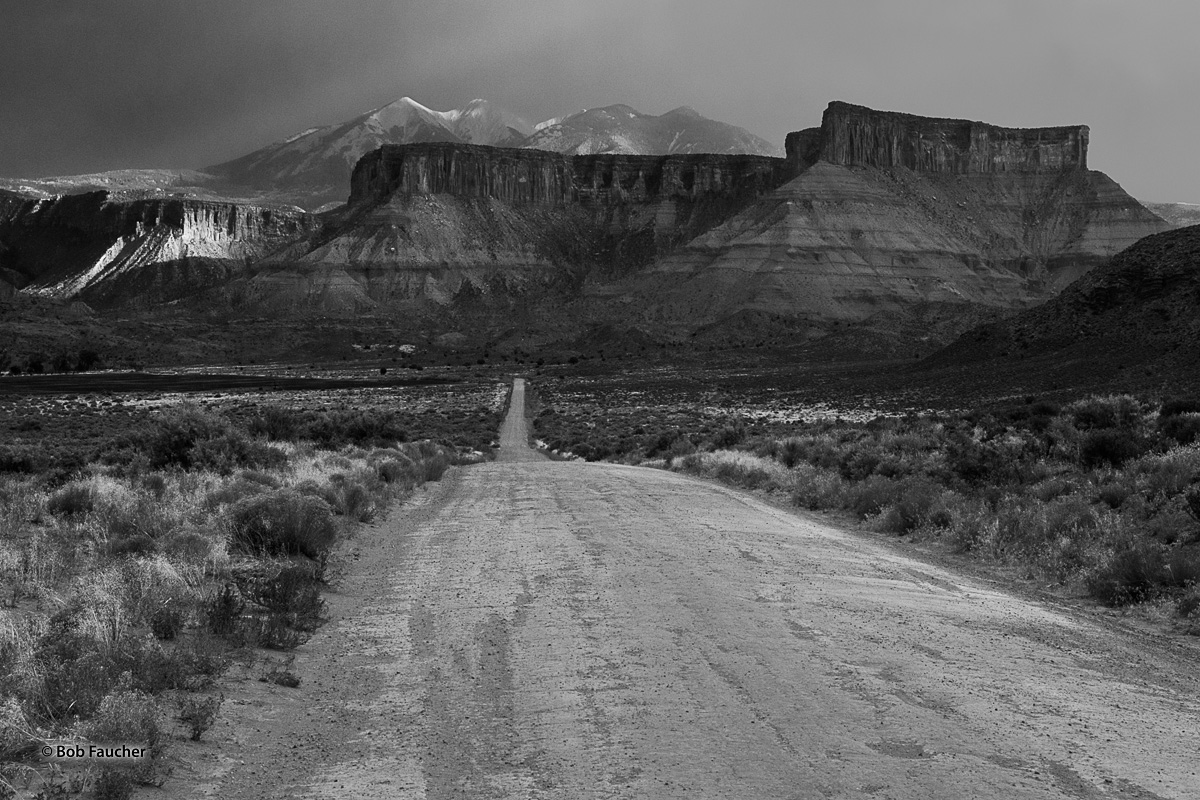 Below the snow-capped La Sal mountains, Onion Creek Road (BLM 128) cuts across the Professor Valley. It is a popular high-clearance...