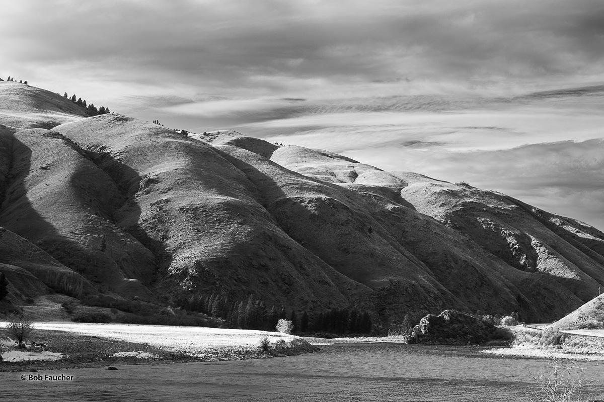Slate Creek, Salmon River, Wallowa-Witman NF foothills, photo