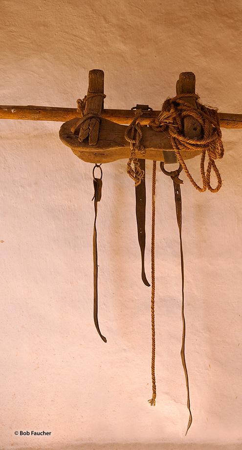 New Mexico,Golondrinas,saddle, photo