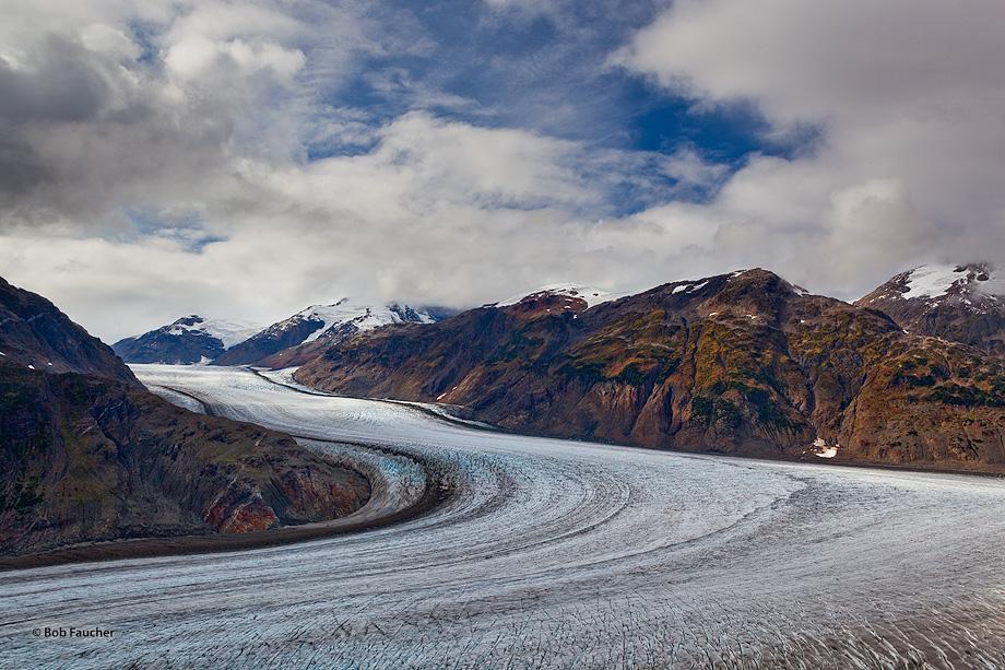 Salmon Glacier,B. C.,Canada, photo