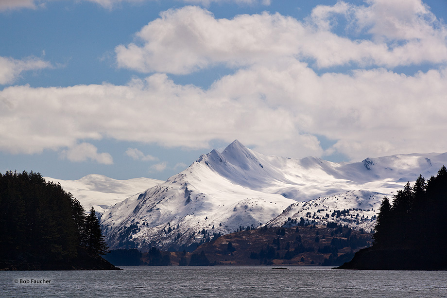 Elbow Mountain,Sharatin Bay,Kodiak, photo