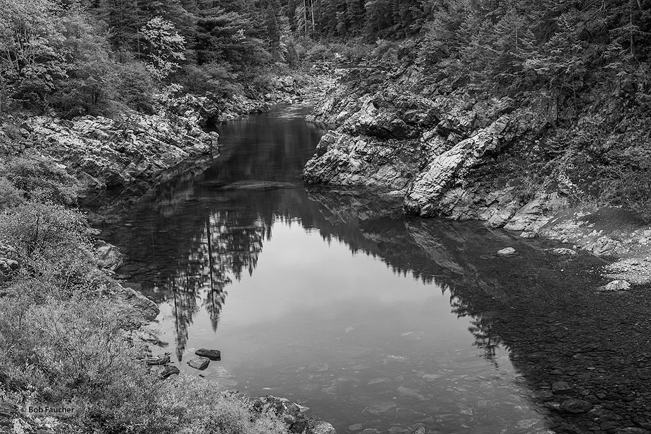 Smith River,north fork,low flow, photo
