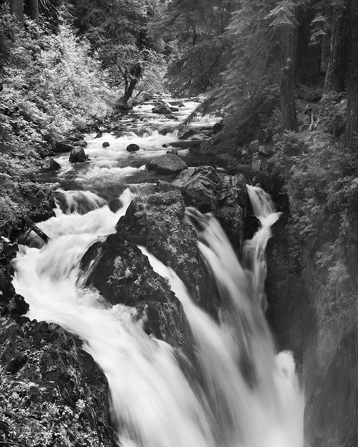Sol Duc Falls, photo