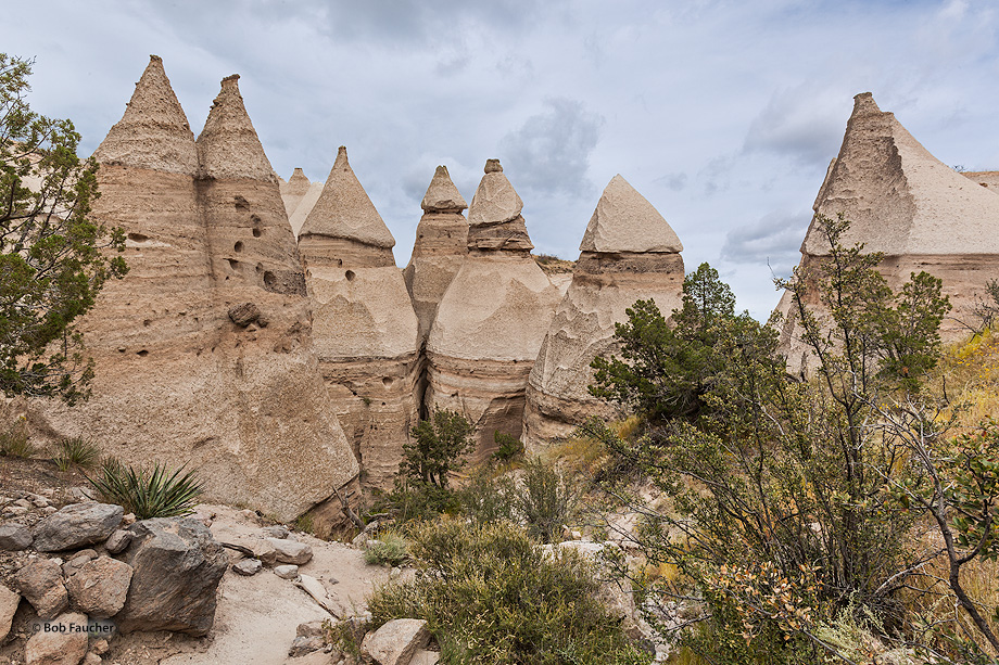 Kasha-Katuwe Tent Rocks NM, photo