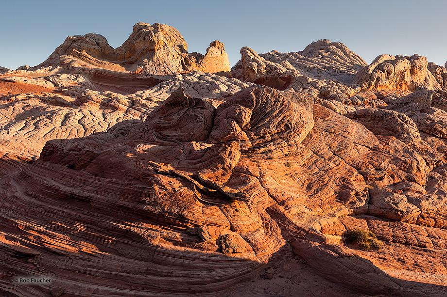 White Pocket,Paria Plateau, photo