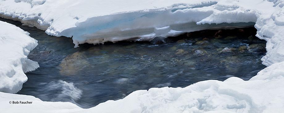 Sun Mountain,Twisp River,ice, photo