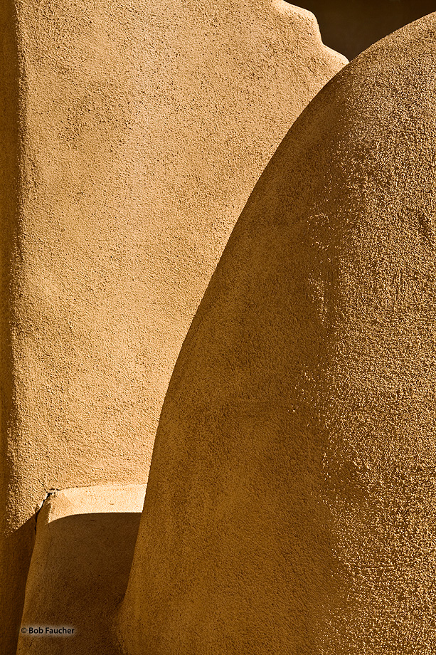 New Mexico,Los Luceros,wall,oven, photo